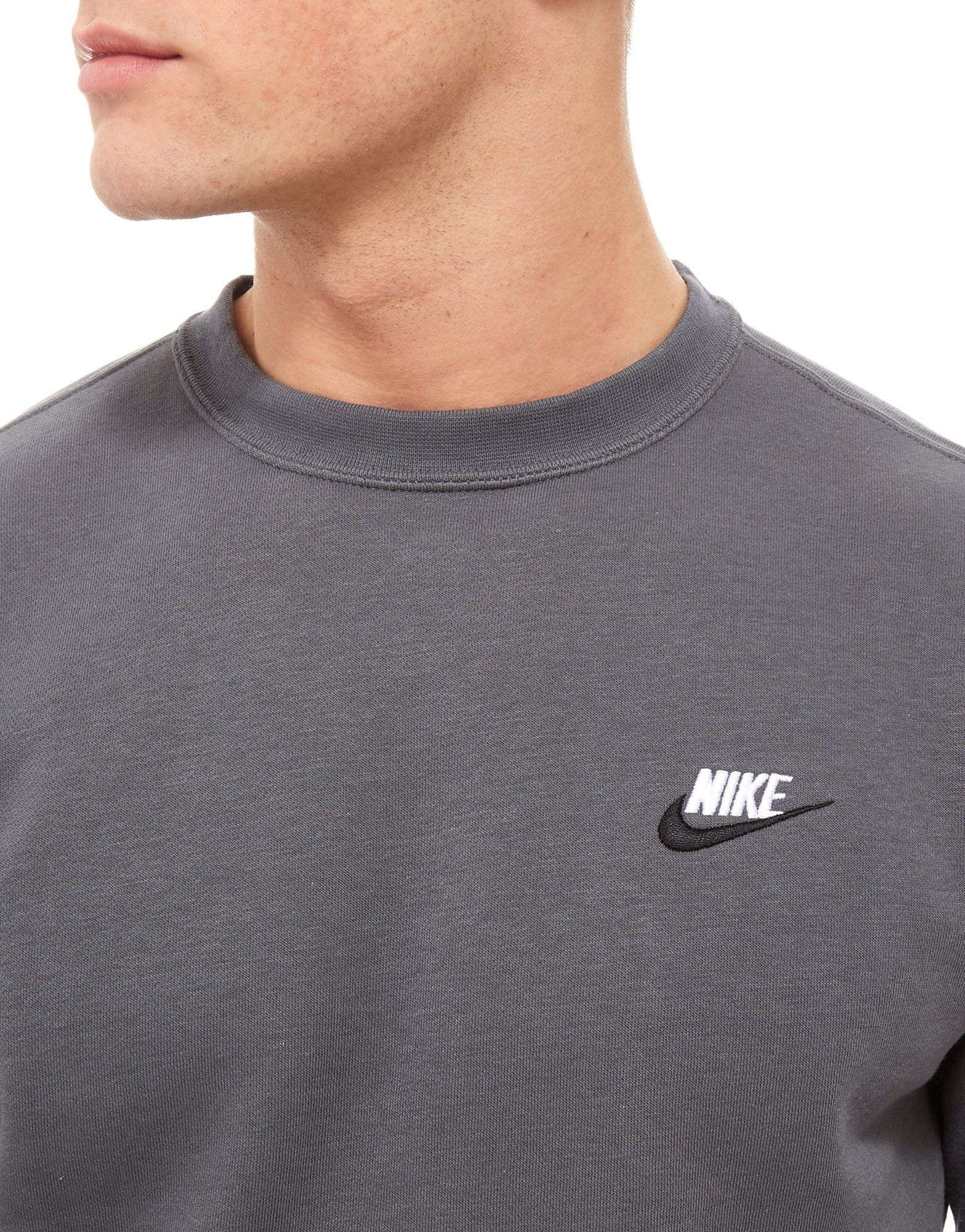 Nike Foundation Crew Sweatshirt Grau Günstig Kaufen Bestseller Verkauf Für Billig Empfehlen Online Freies Verschiffen Große Auswahl An 0StvqbhS1A