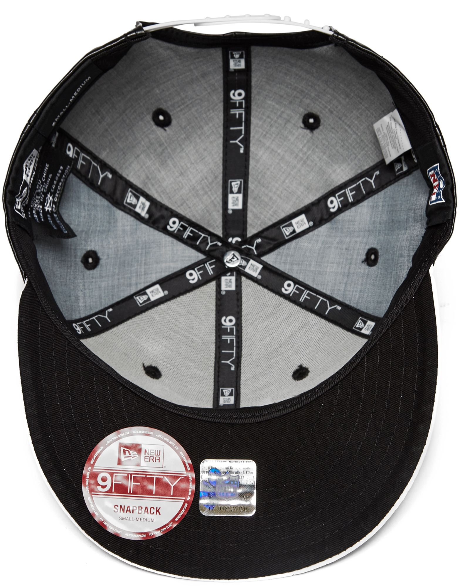 New Era NFL New York Giants 9FIFTY Snapback Cap