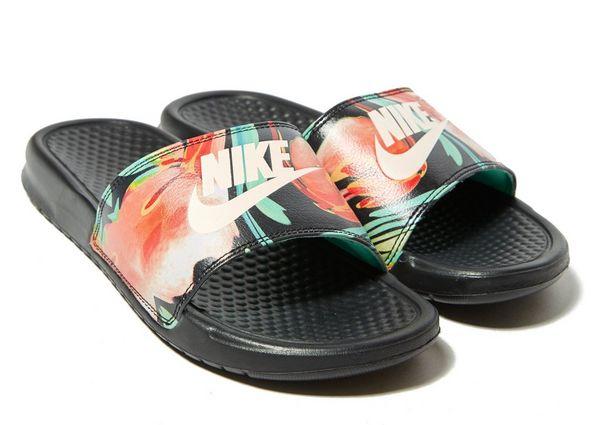 f2d23ff75f3 Nike Claquettes Benassi Just Do It Femme