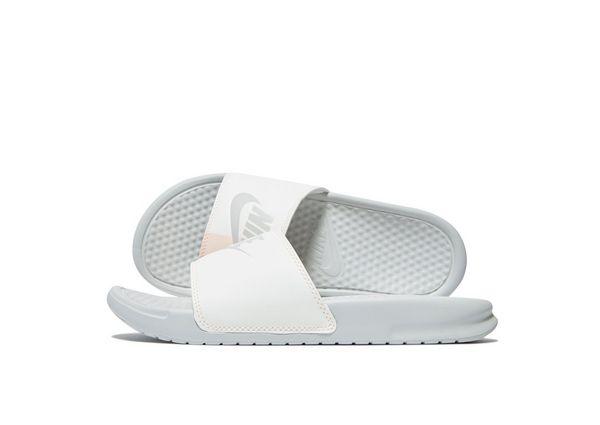 06f5c7d4f77137 ... online for sale Nike Benassi Just Do It Slides Womens ...