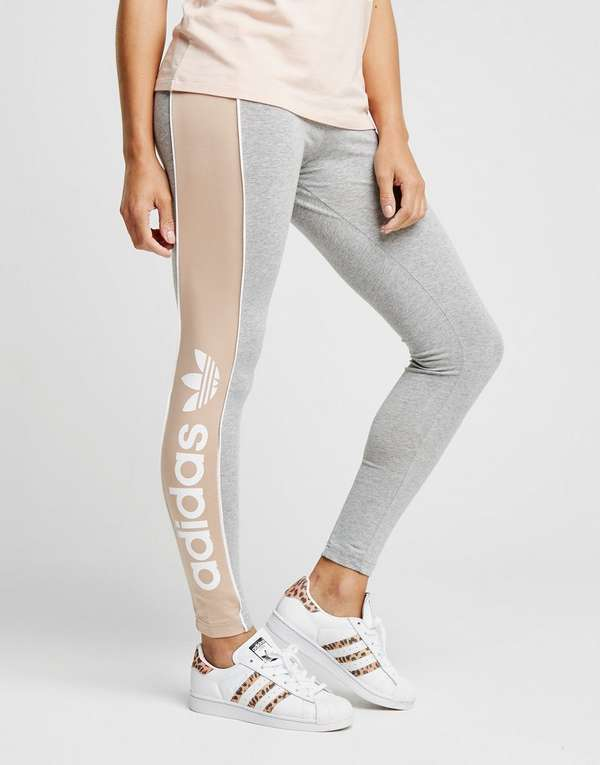 c9d75078054be adidas Originals Linear Leggings
