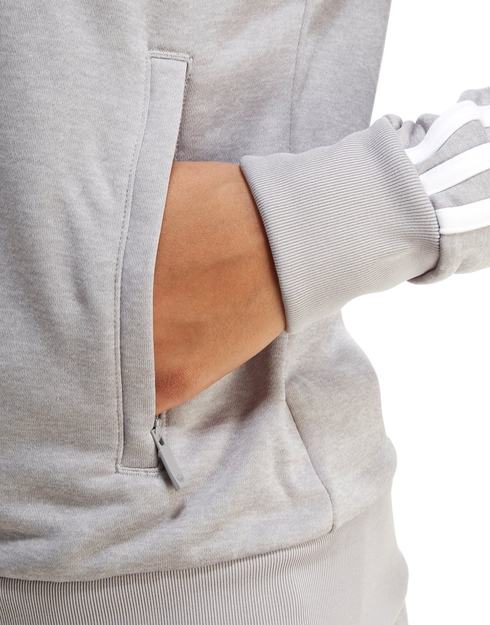 adidas Originals chaqueta con capucha 3-Stripes