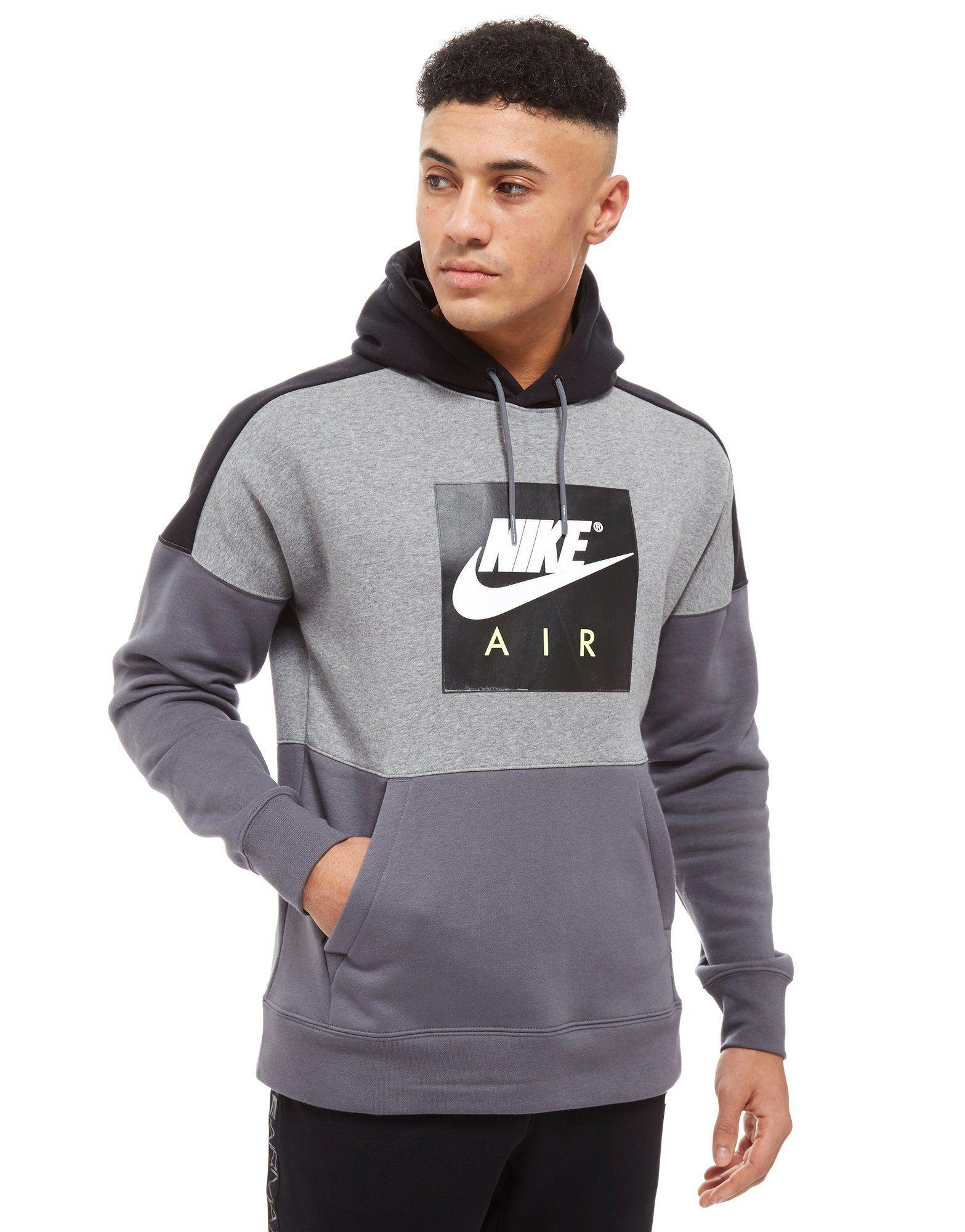 Nike Air Overhead Colourblock Hoodie