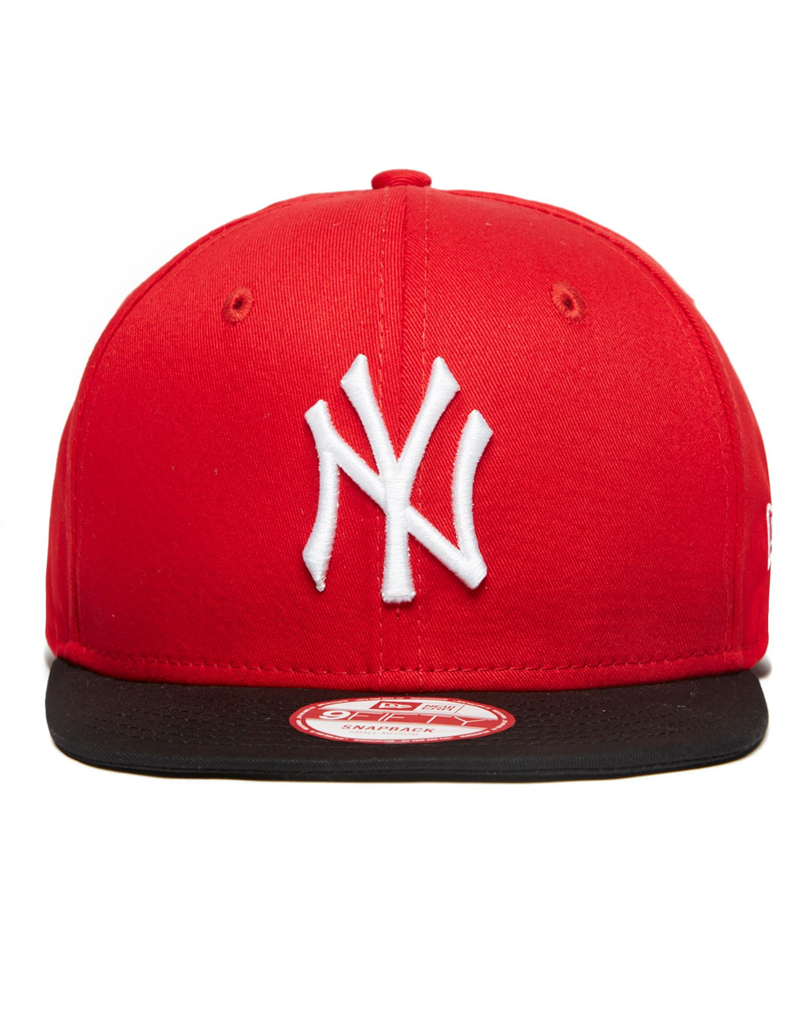 New Era MLB New York Yankees Block Snapback Cap