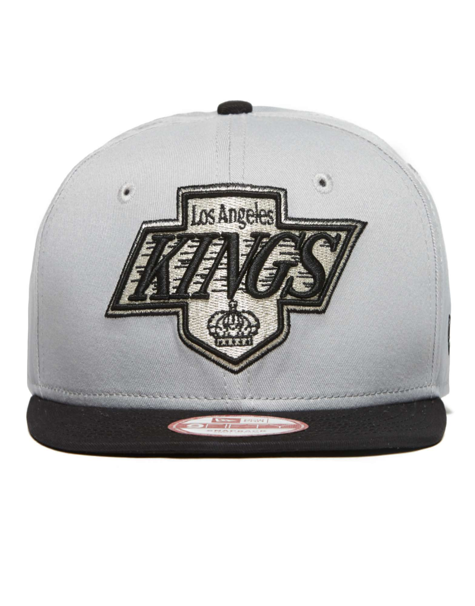 New Era NHL L.A Kings Cotton Block Snapback Cap