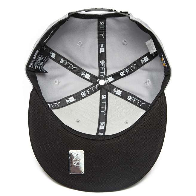 New Era NHL L.A Kings Cotton Block Snapback Cap