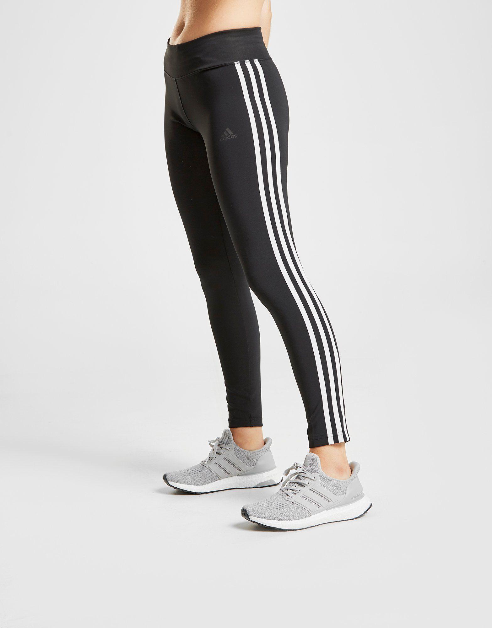 adidas 3 strisce essenziale calzamaglia jd sports