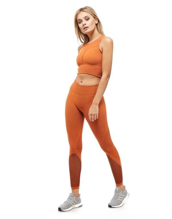 2d150c8448e292 adidas Warp Knit Crop Top