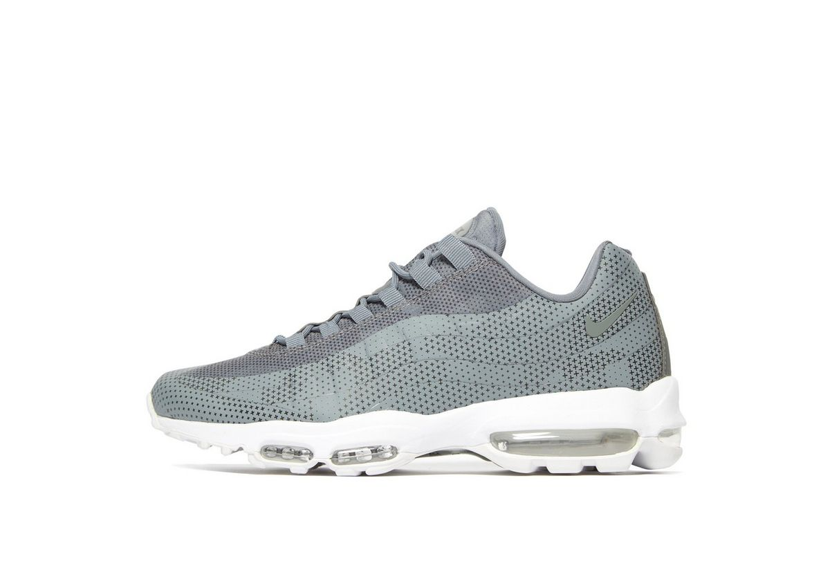 buy popular c4b3a bea91 nike air max 95 ultra essential grigio 012319