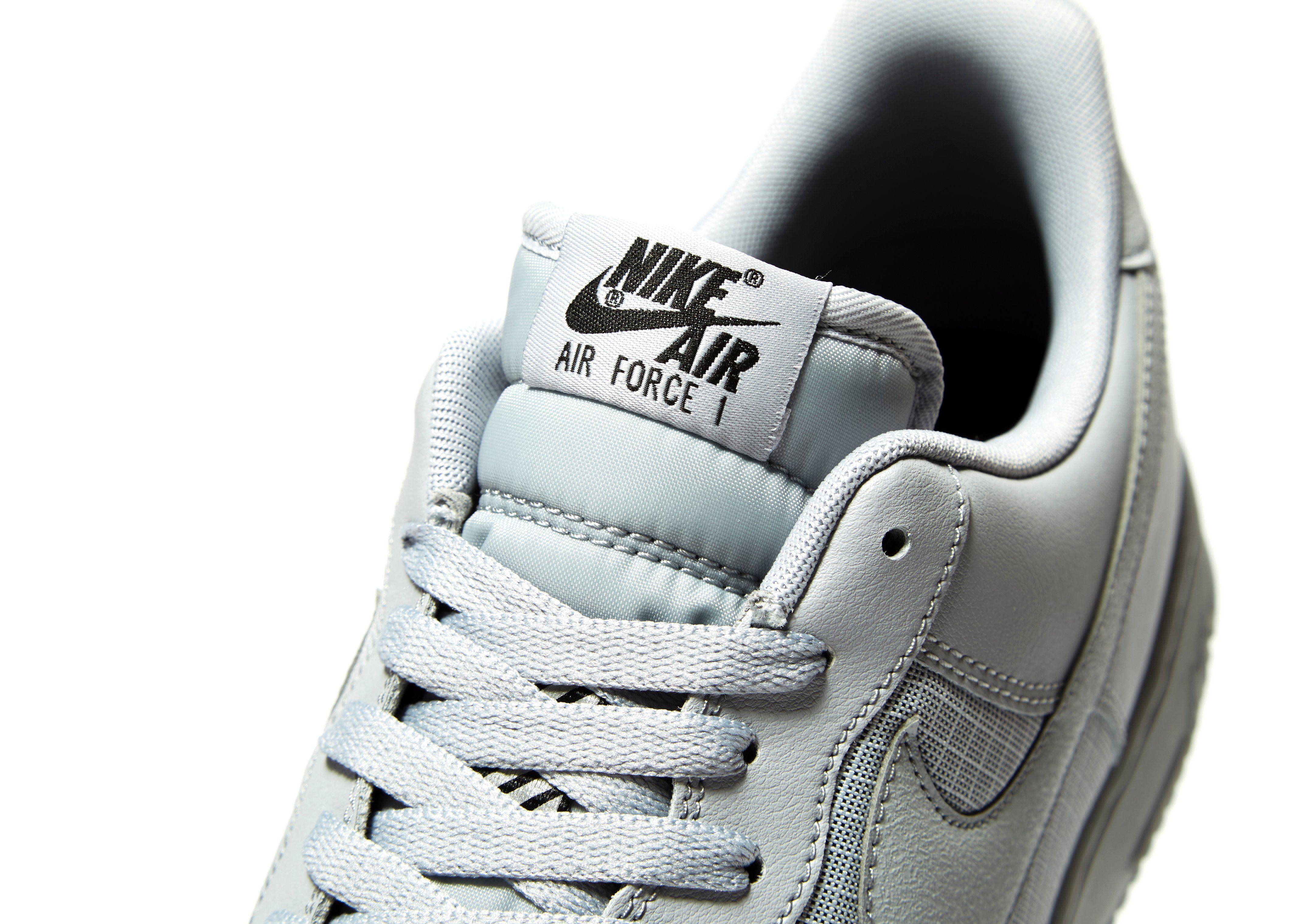 Nike Air Force 1 WP Grau-Weiß Grau Klassisch Billig Großer Verkauf Neue Große Überraschung Günstig Online 5HbruLU