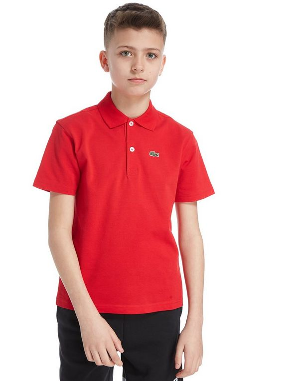 Polo Jd Shirt Sport Sports Junior Lacoste nYwATqa5