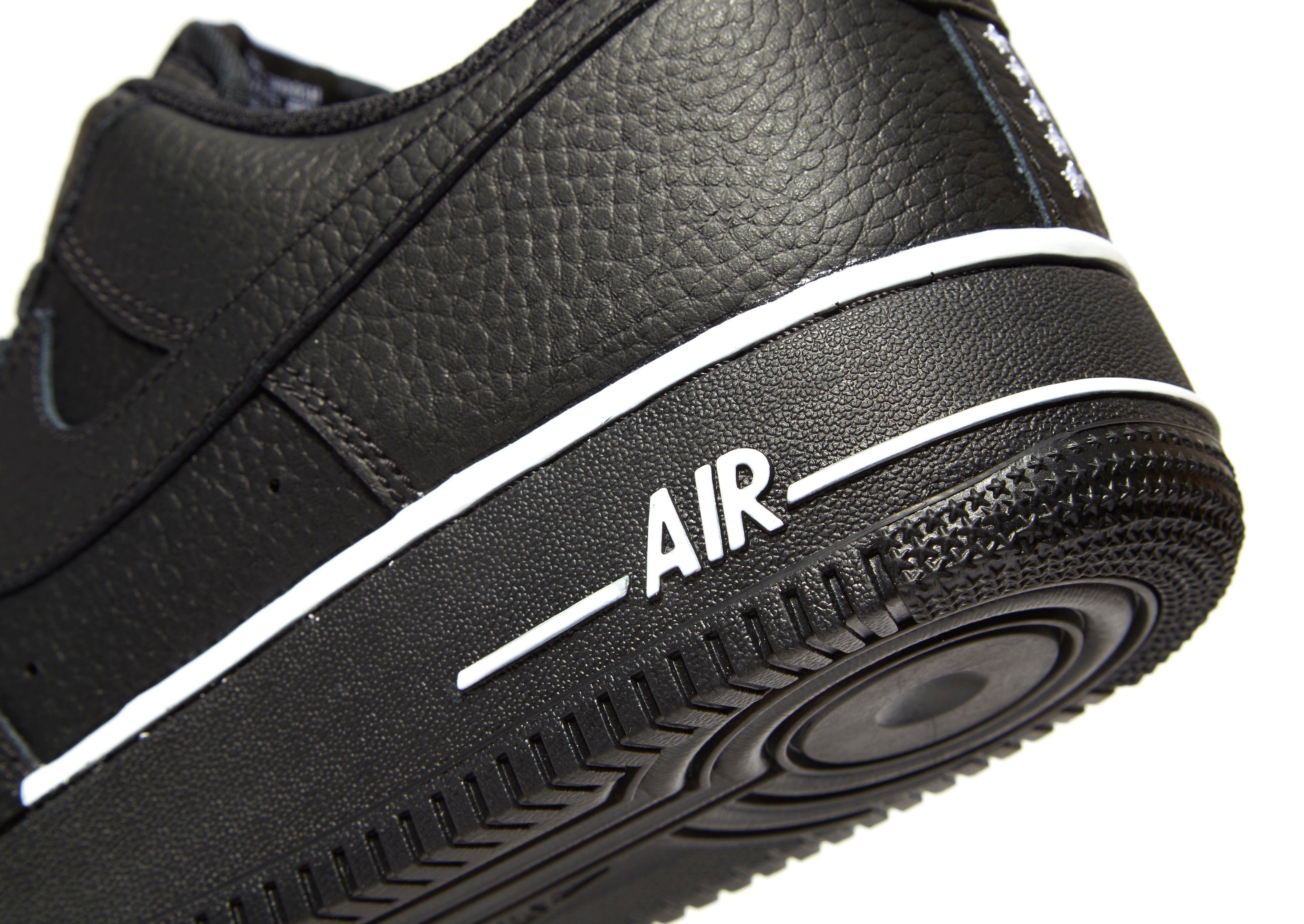 Nike Air Force 1 Low Schwarz-Weiß