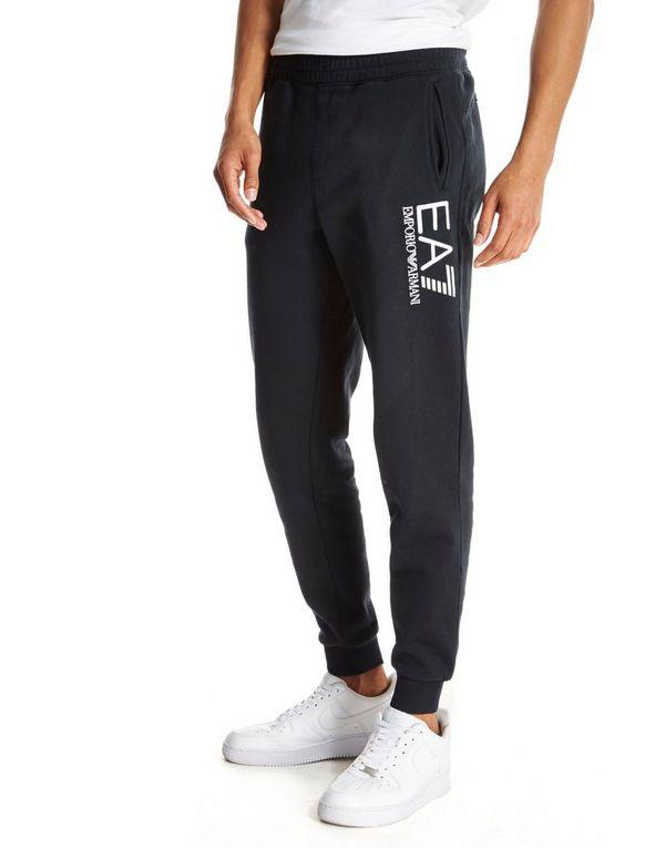 Emporio Armani EA7 Large Logo Fleece Pants