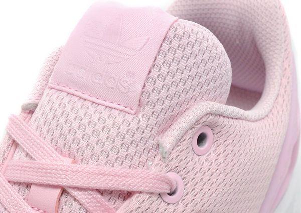 adidas originals zx flux junior pink