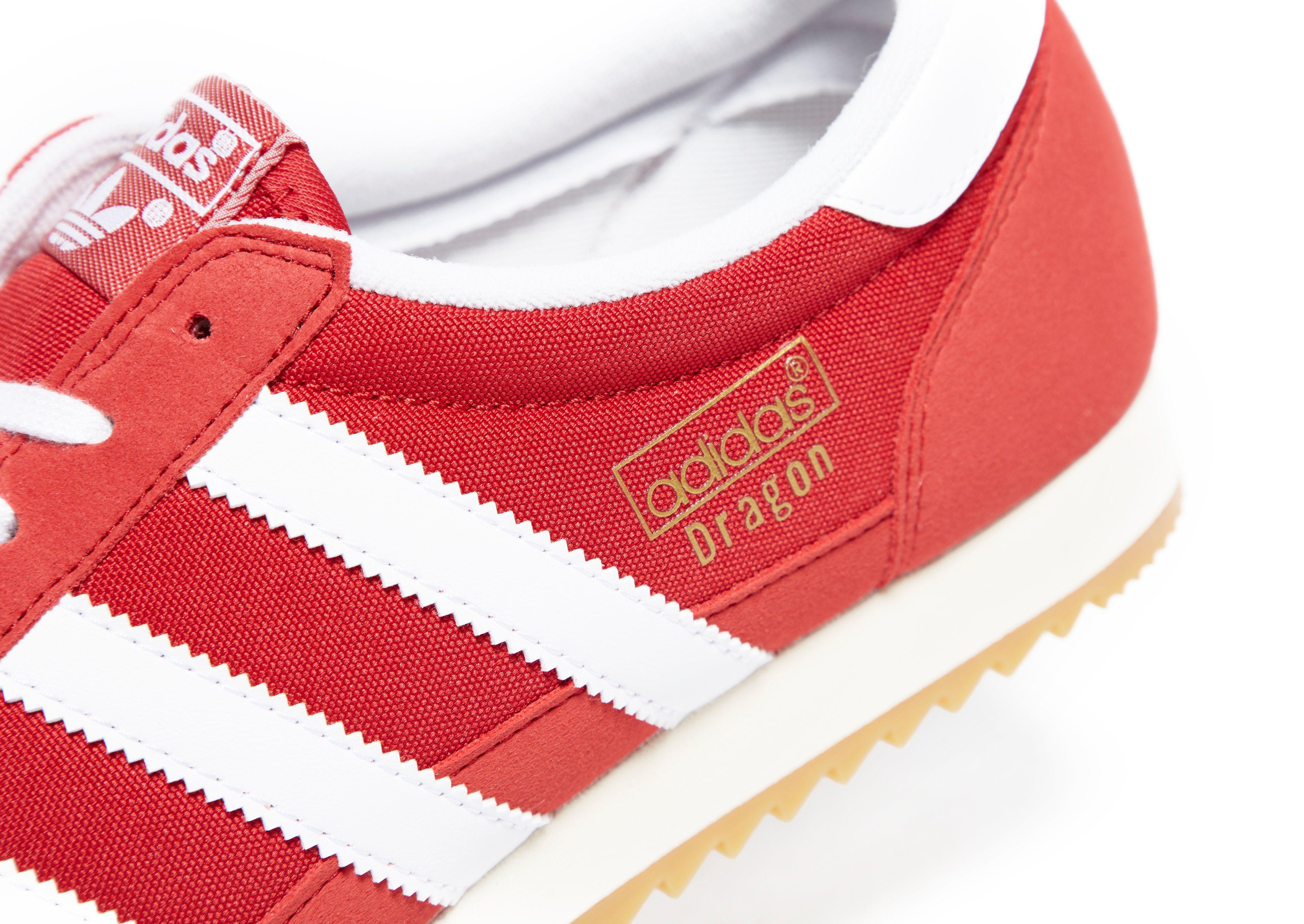 Freies Verschiffen Gutes Verkauf Schlussverkauf adidas Originals Dragon Rot Preiswerte Art Und Stil UwjgILmxN5