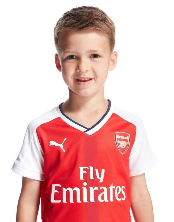 PUMA Arsenal FC 2016/17 Home Kit Children