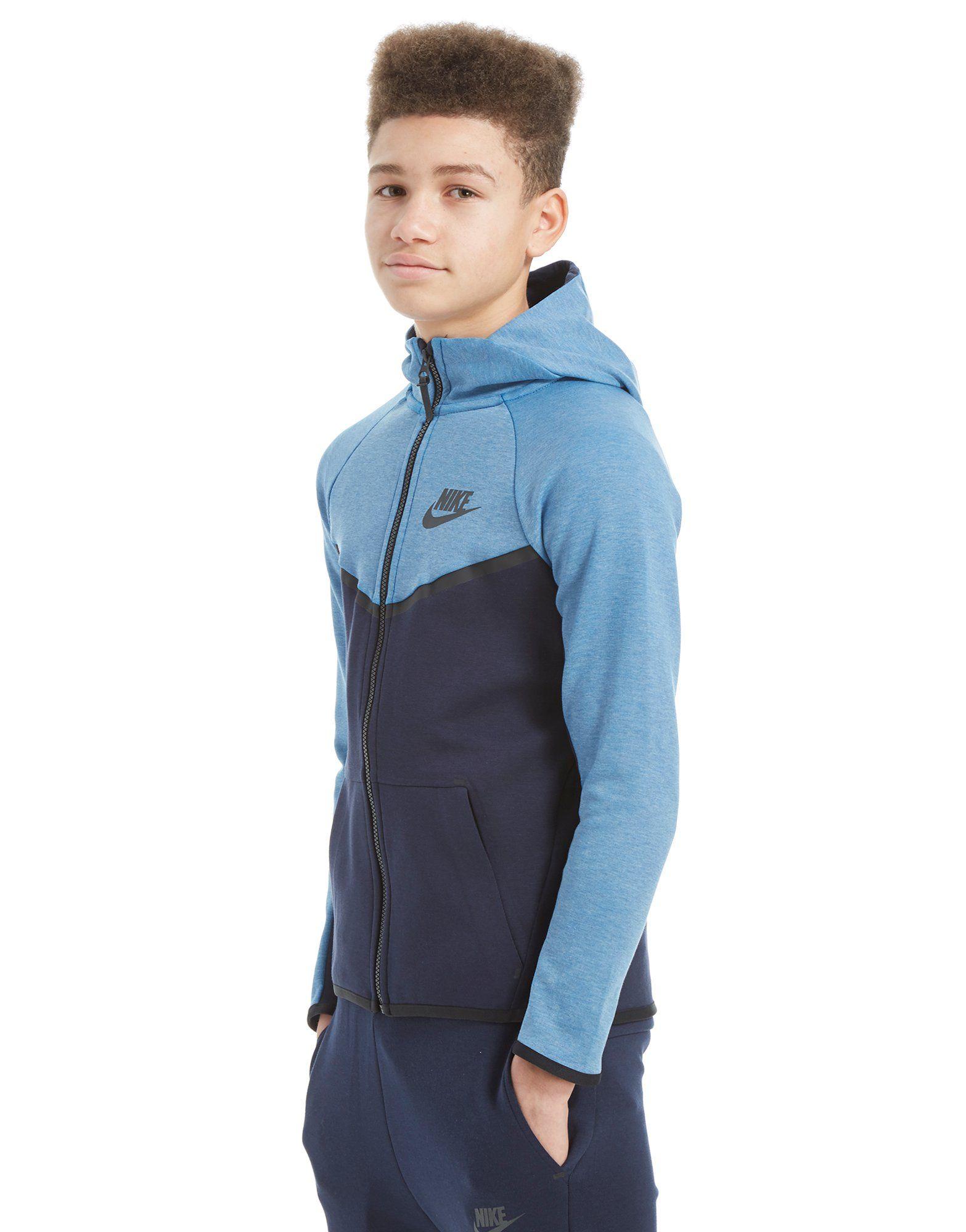 Nike Tech Windrunner Hoodie Junior | JD Sports