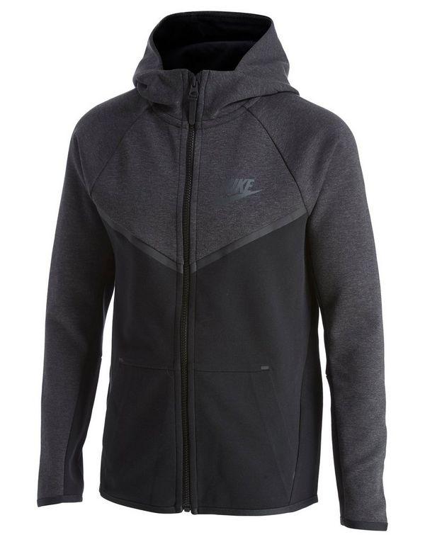e621f2640c76 Nike Tech Windrunner Hoodie Junior