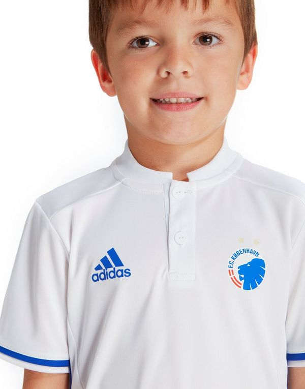 adidas FC Copenhagen 2016/17 Home Kit Children