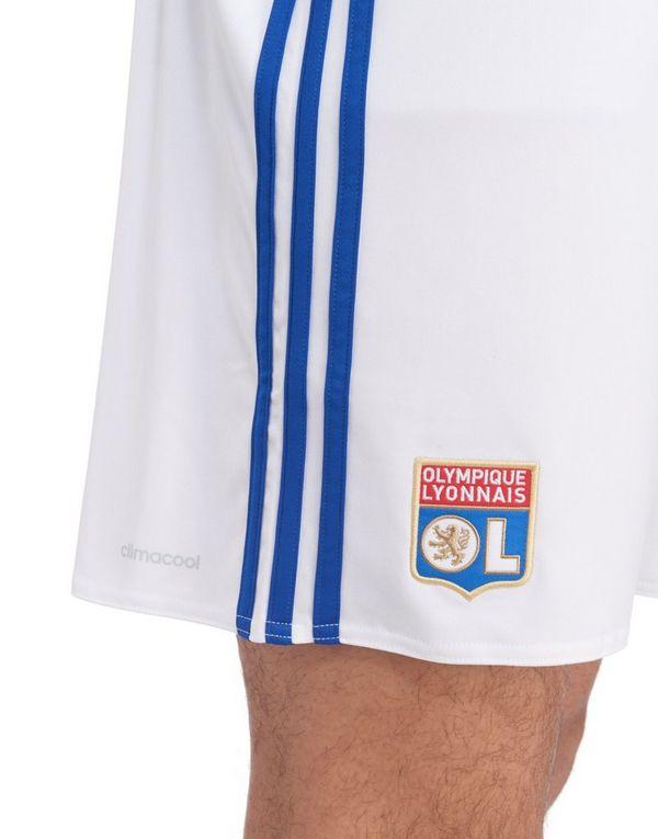 adidas Olympique Lyon 2016/17 Home Shorts