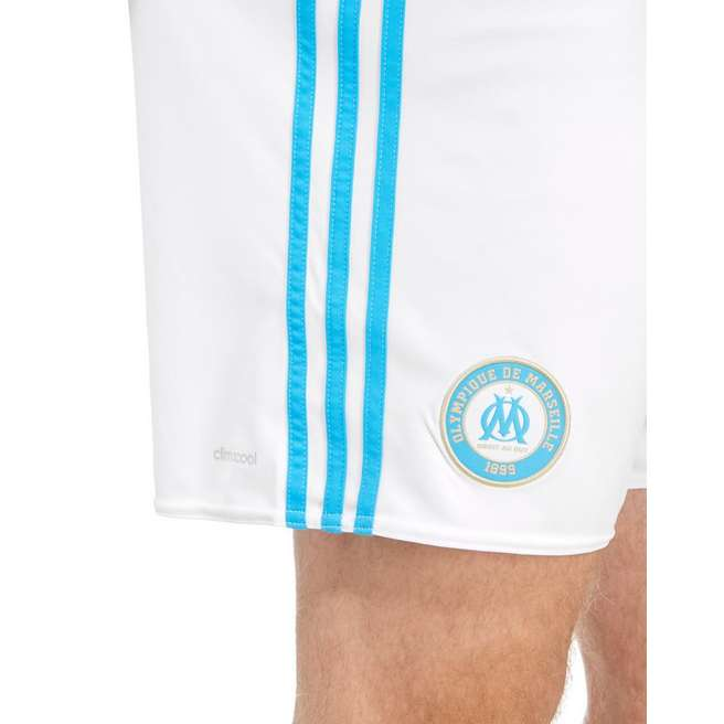 adidas Olympique Marseille 2016/17 Home Shorts