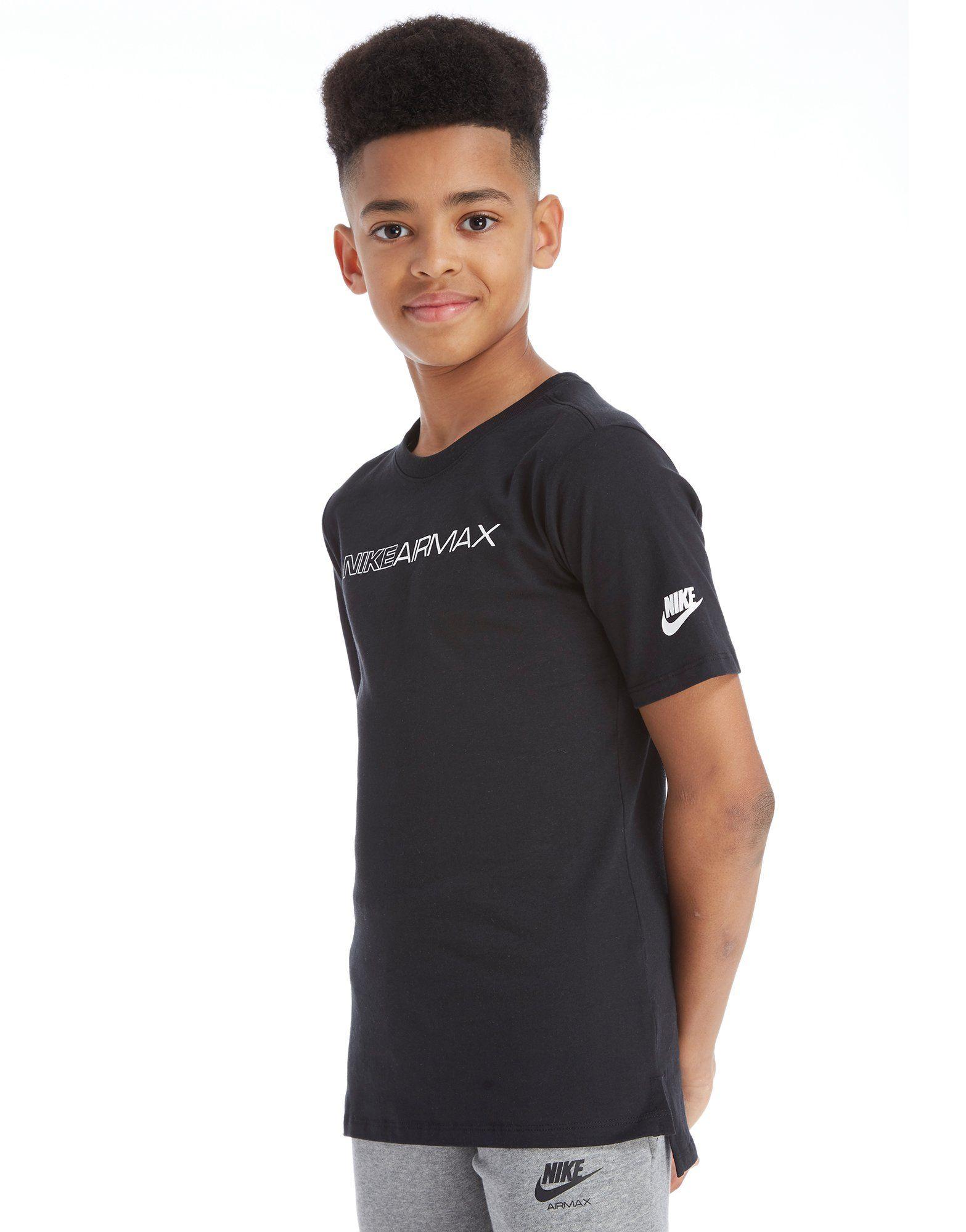 077141118f20 Nike Air Max T-Shirt Junior