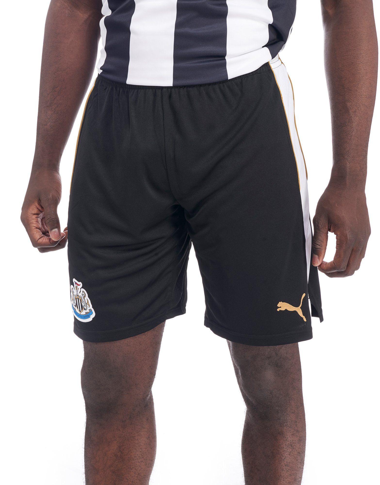 PUMA Newcastle United FC 2016/17 Home Shorts