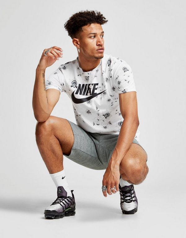 80eb63f1 Nike Floral All Over Print T-Shirt | JD Sports Ireland