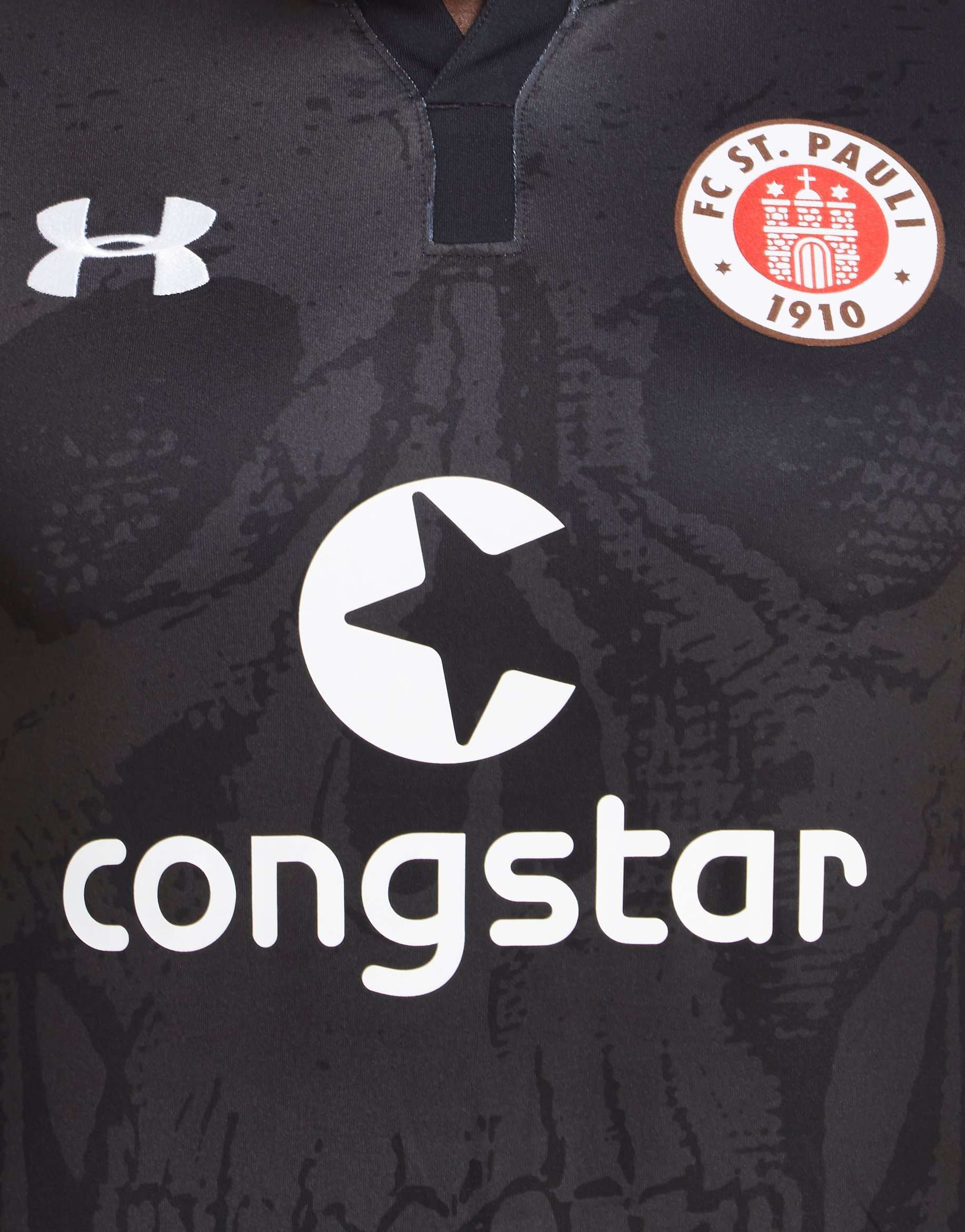 Under Armour FC St Pauli 2016/17 Third Shirt