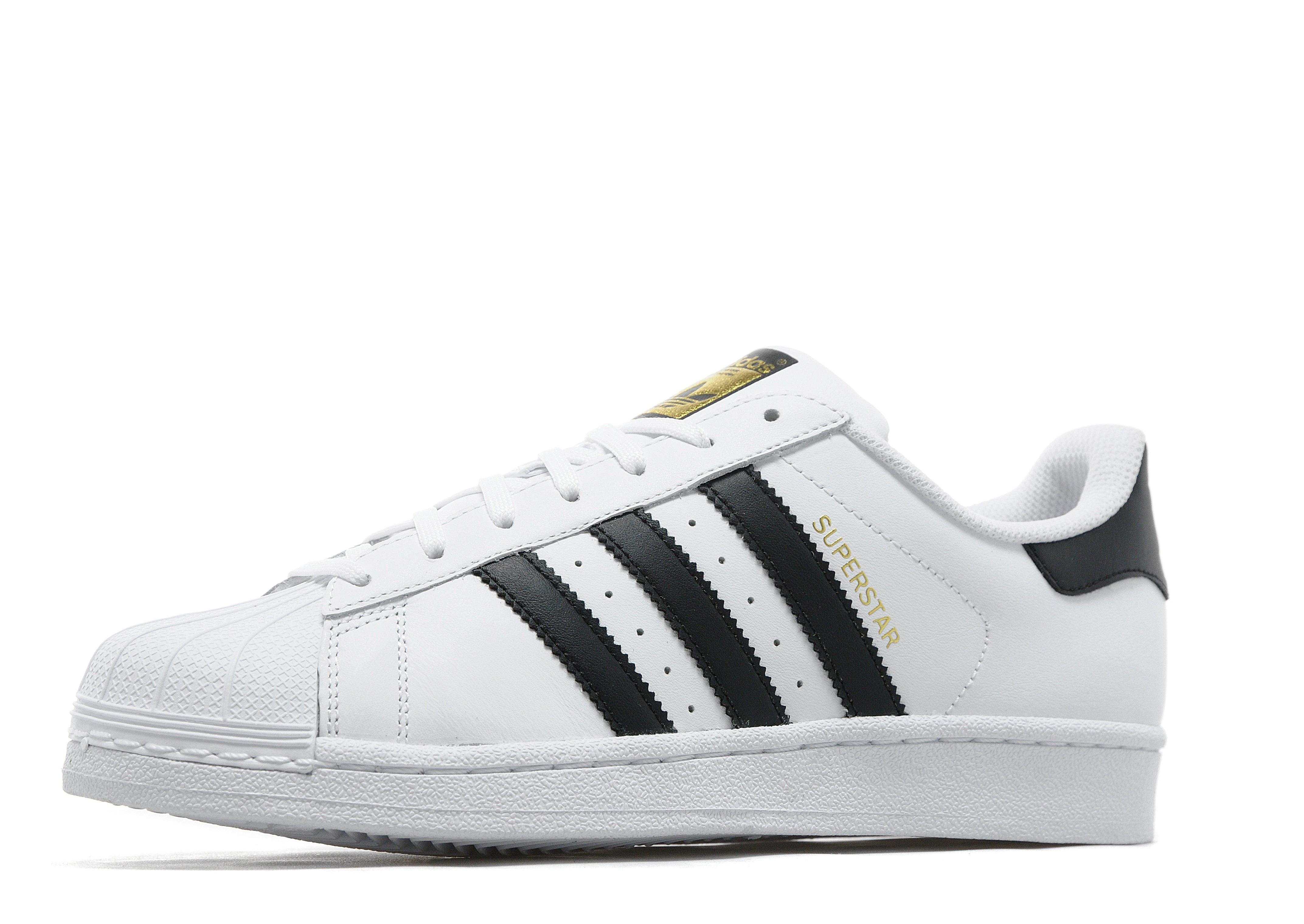 adidas superstar white black size 6 adidas shoes for kids girls 3 4