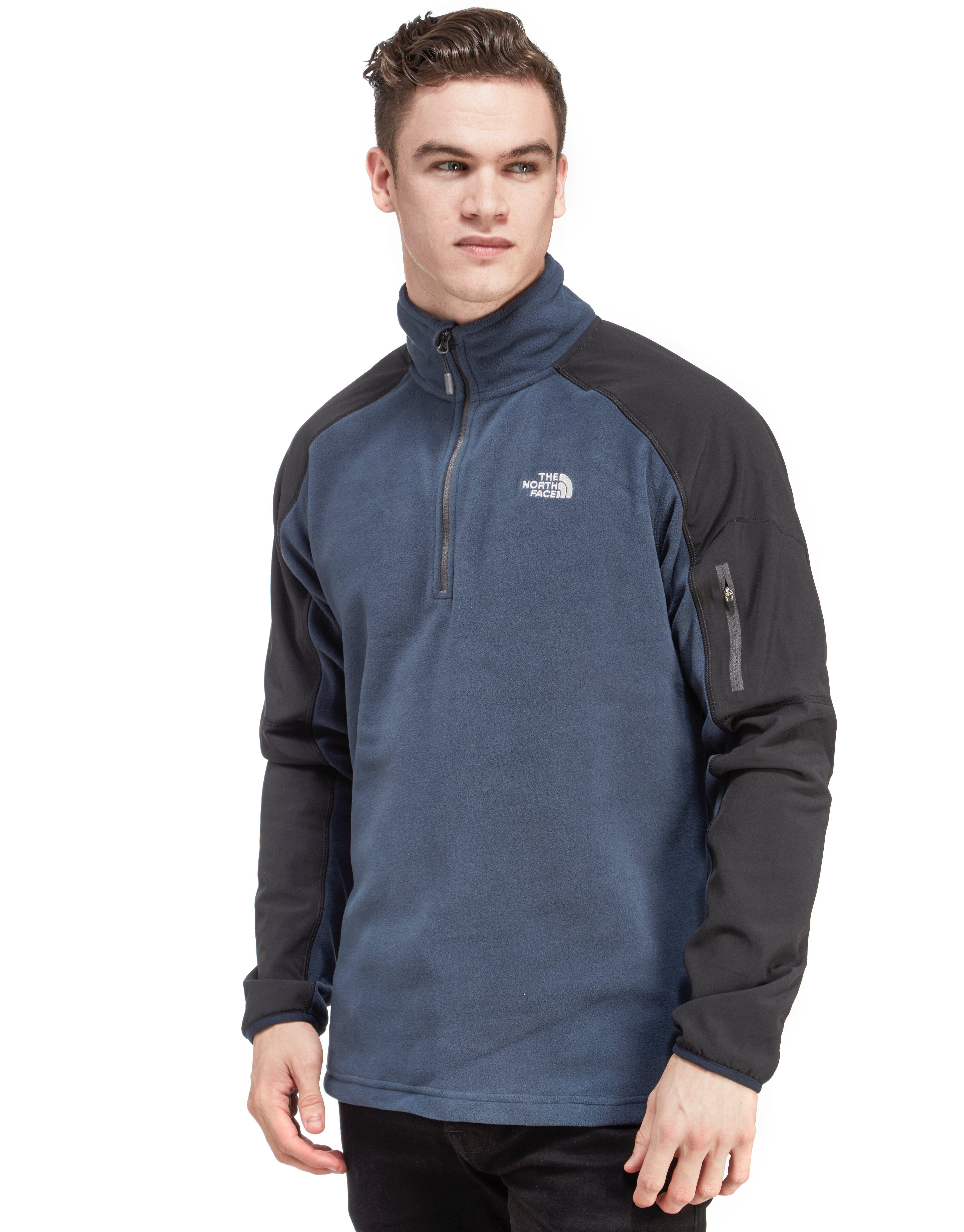 84af815fe3 hot sale The North Face Glacier Delta 1 4 Zip Jacket