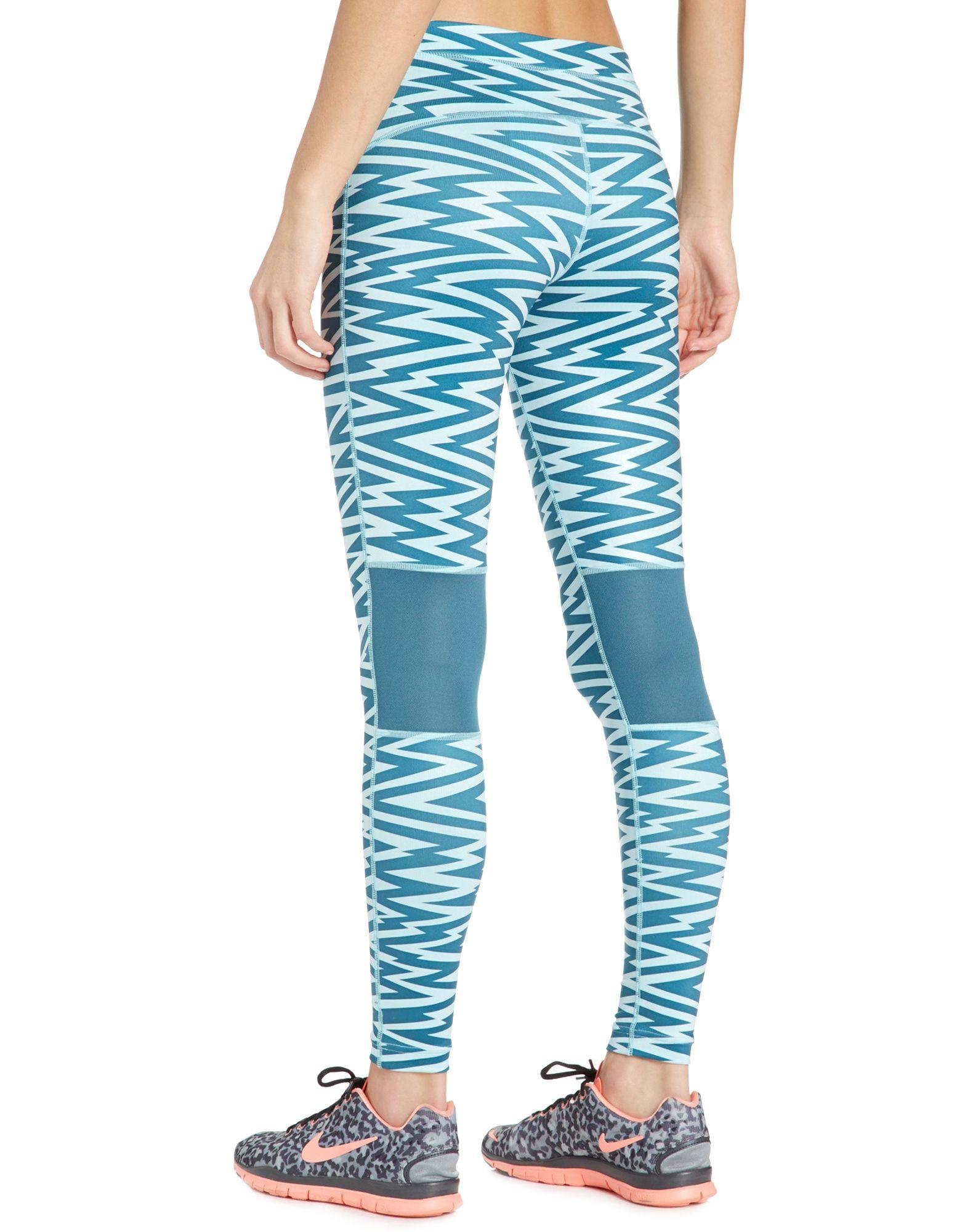 Nike Allover Print Leggings