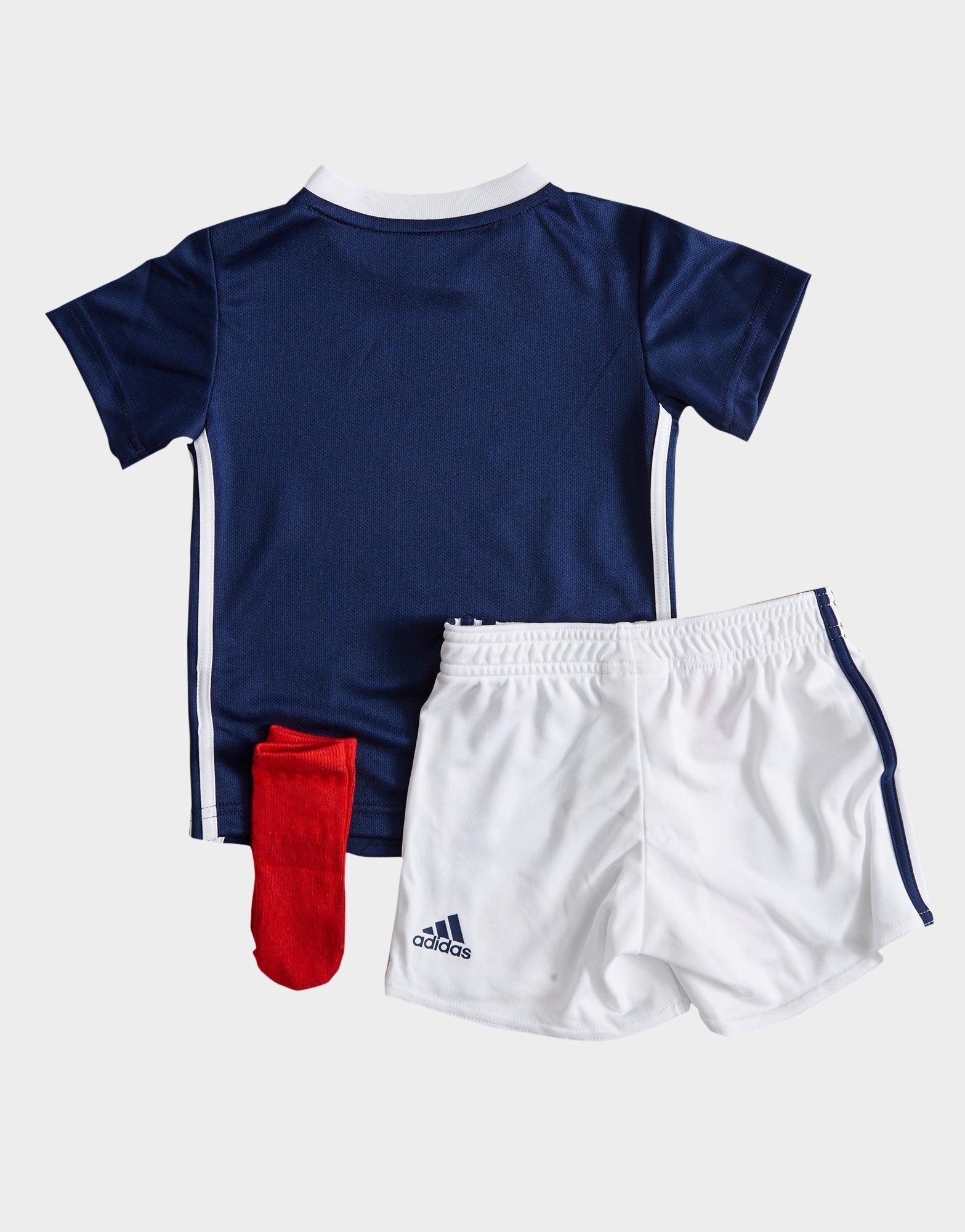 adidas Scotland 2018/19 Home Kit Infant