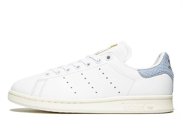 stan smith pelle di serpente