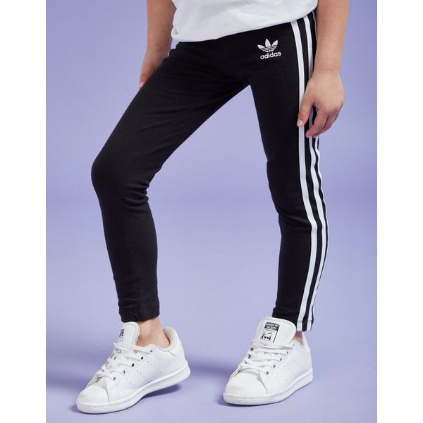 adidas originals legging girls 39 3 stripes enfant jd sports. Black Bedroom Furniture Sets. Home Design Ideas