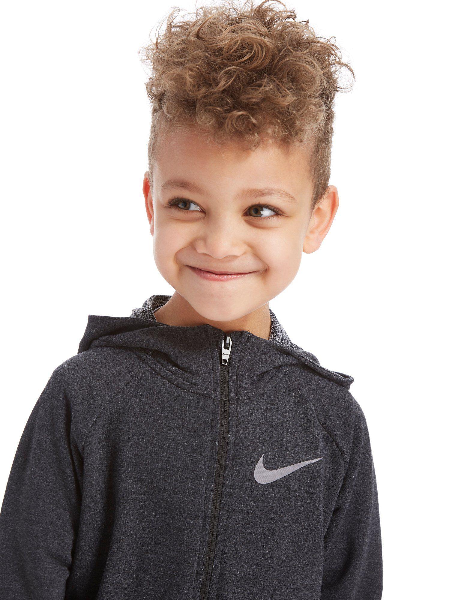 Nike Dri-FIT Full Zip Hoodie Kinderen