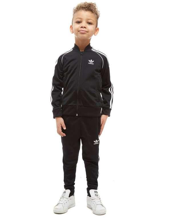 e28c771eb862 adidas Originals Superstar Tracksuit Children