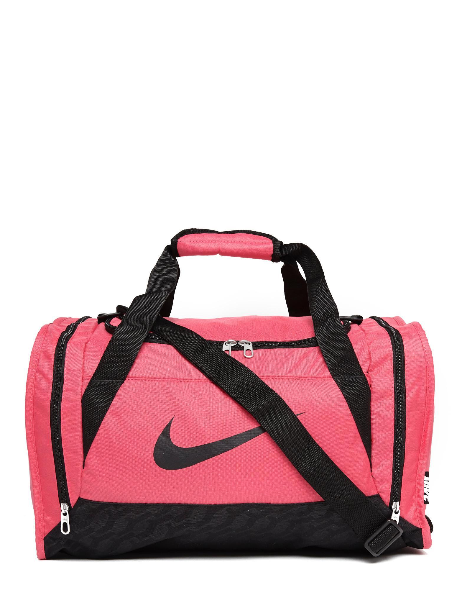 nike air max pink and black jd duffel