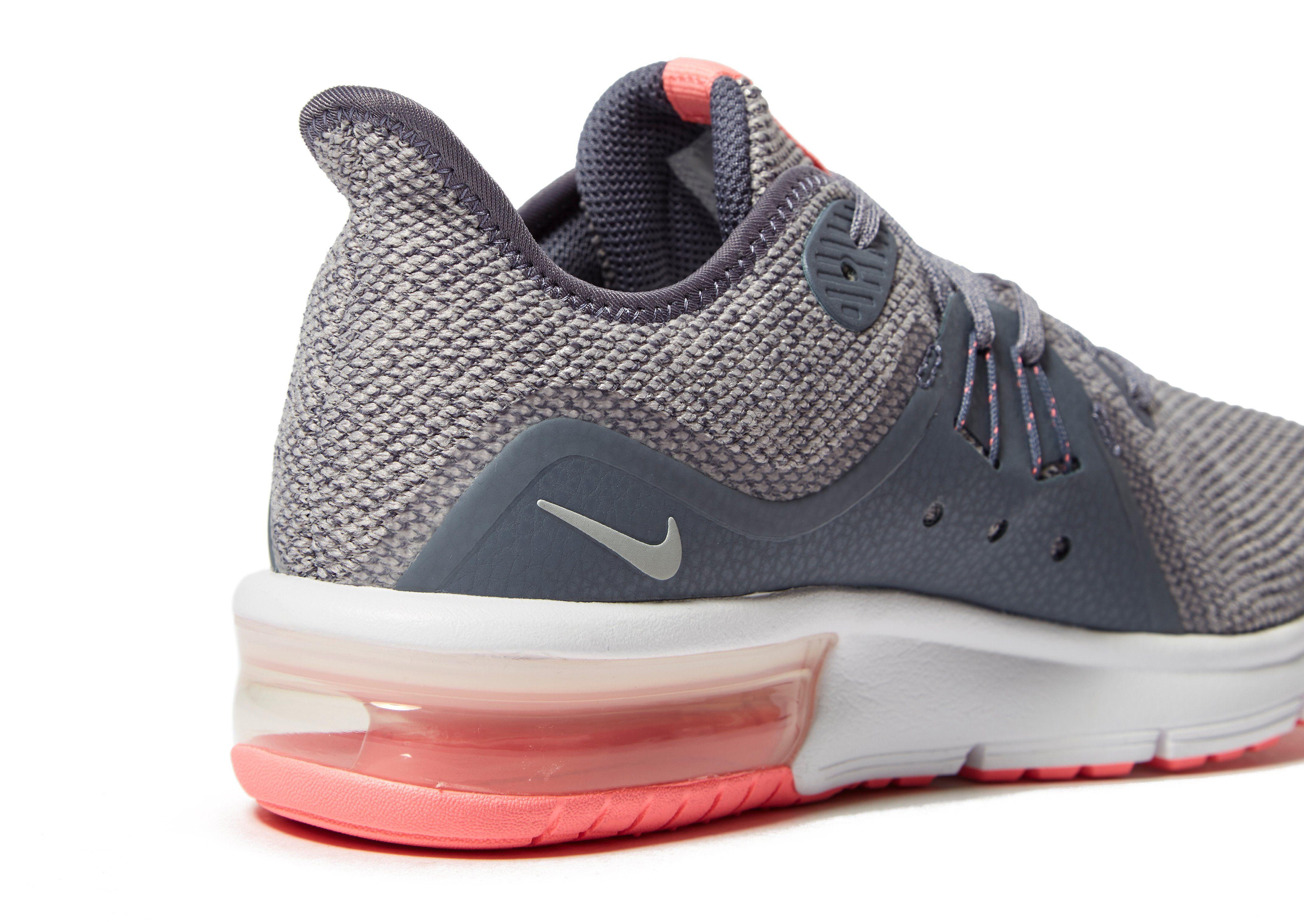 Billige Echte Nike Air Max Sequent 3 Junior Carbon-Pink Grau Offizieller Online-Verkauf Outlet Rabatt Authentisch Verkauf Wie Viel 4zLPqTa