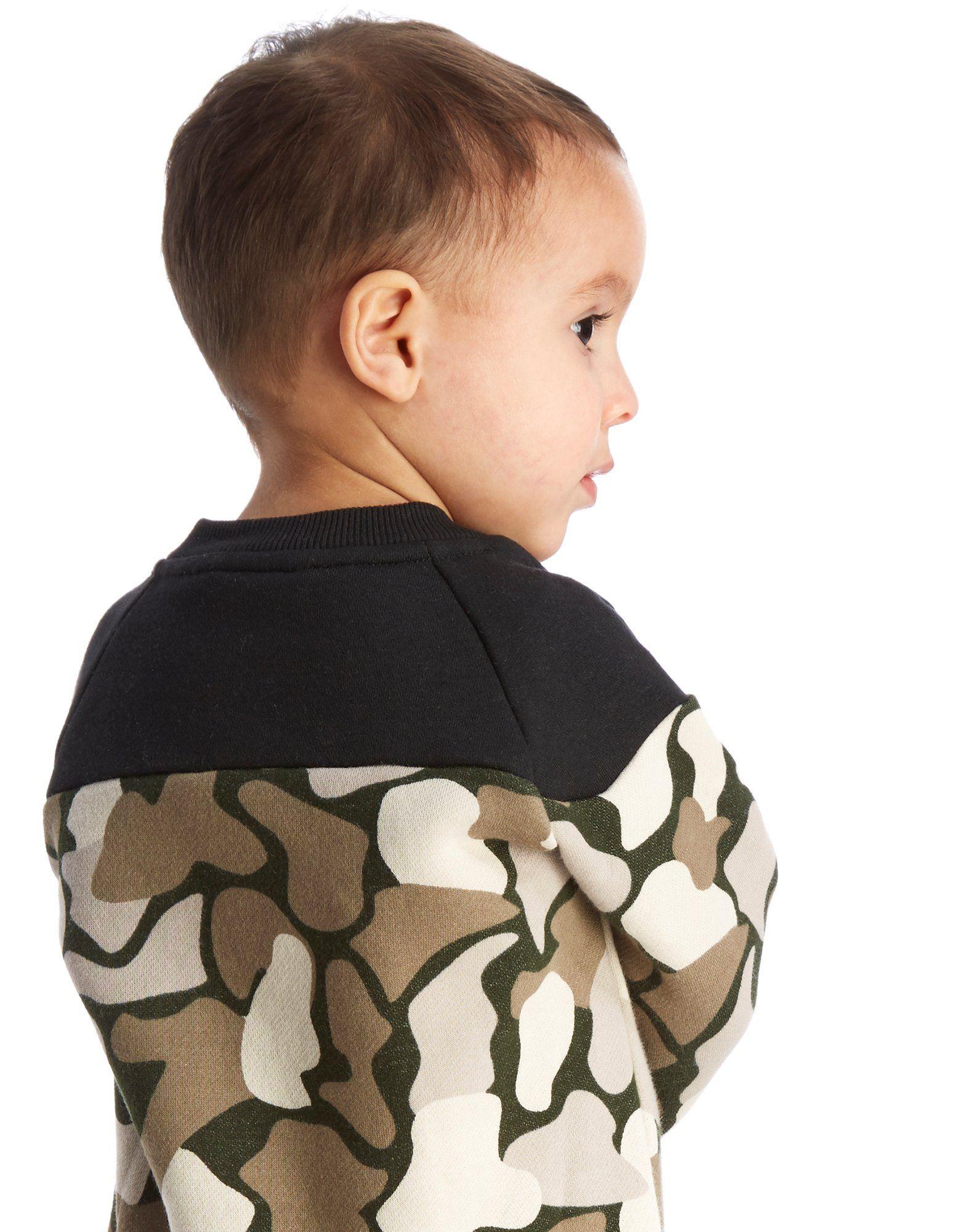 adidas Originals Europe 2 Camo Crew Suit Infant