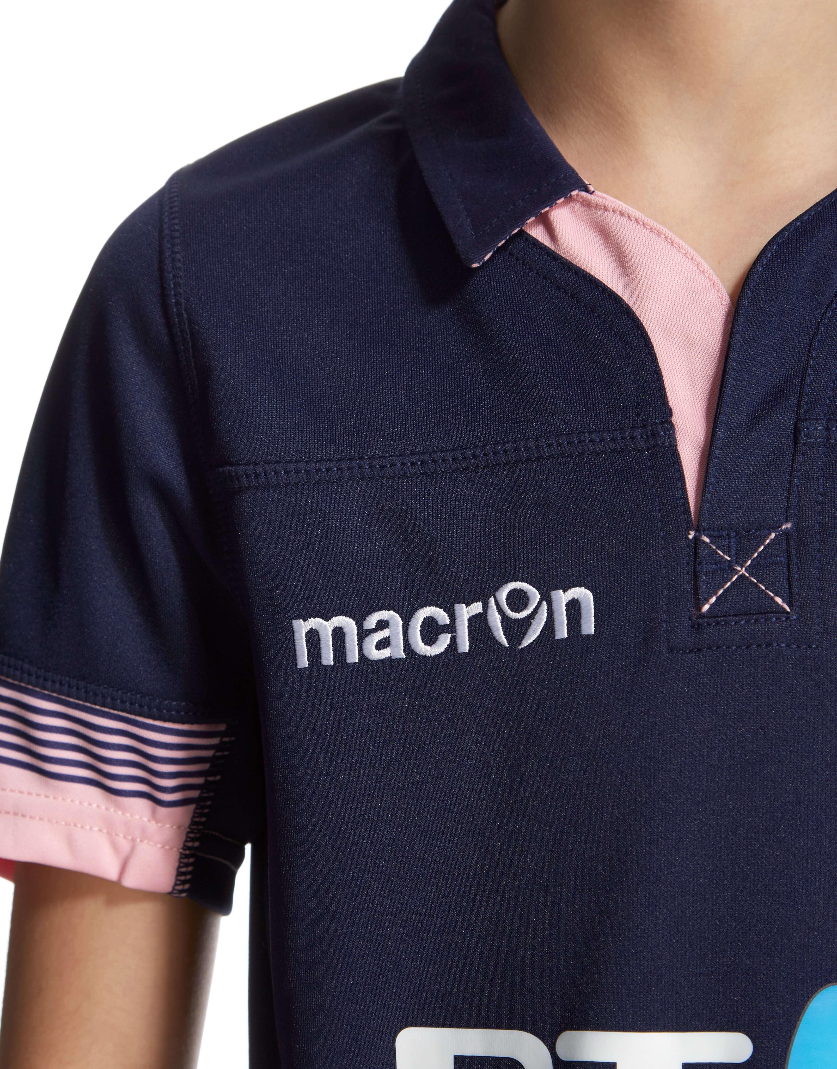 Macron Scotland RFU Home 2015/16 Sevens Shirt Junior