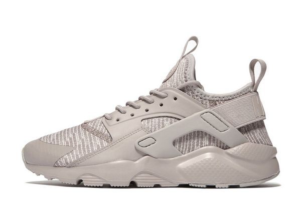 grey nike huarache junior