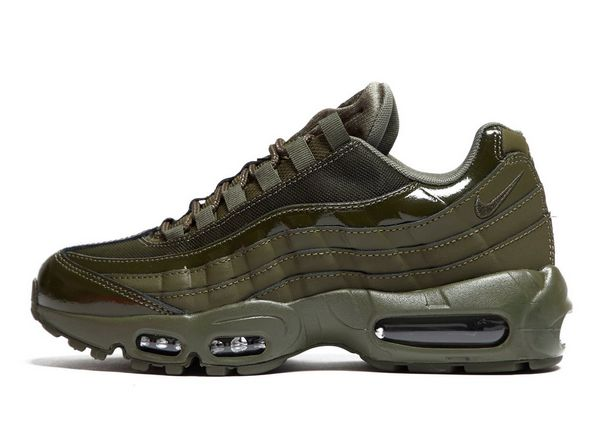 nike air max 95 dames legergroen