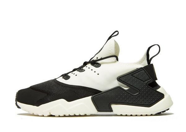nike huarache black junior