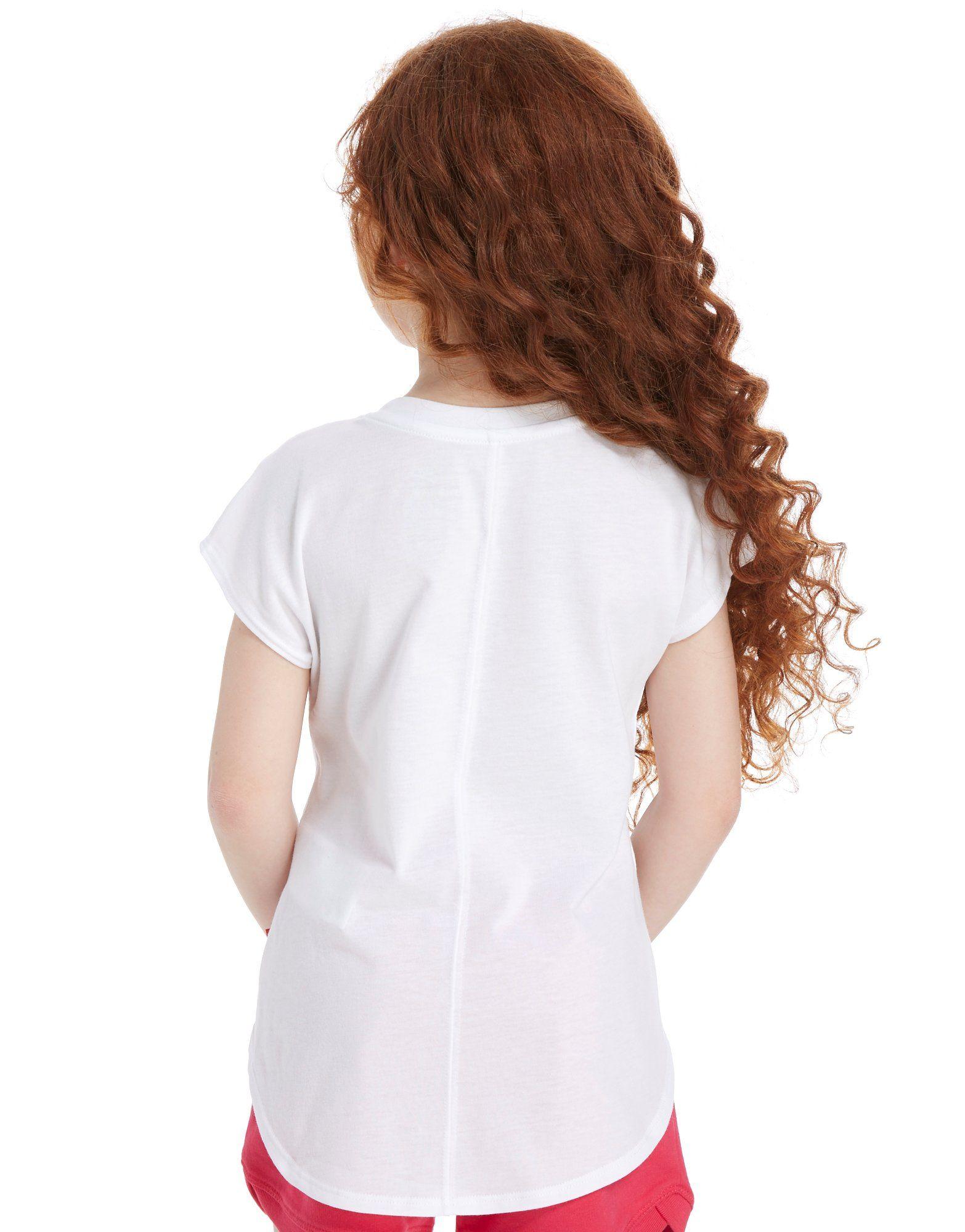 Nike Girls' Gradient Futura T-Shirt Kinderen