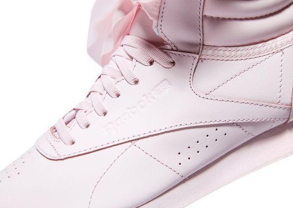 bac64ec191c Reebok Freestyle Hi Bow Women s