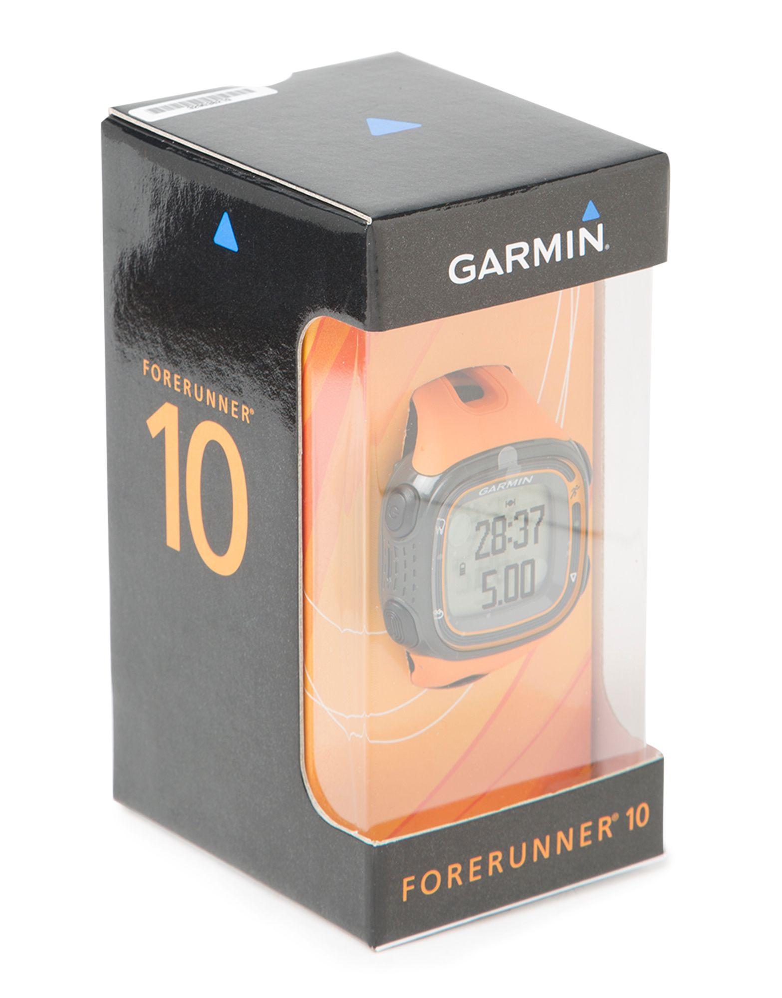 Garmin Forerunner 10 GPS Sports Watch