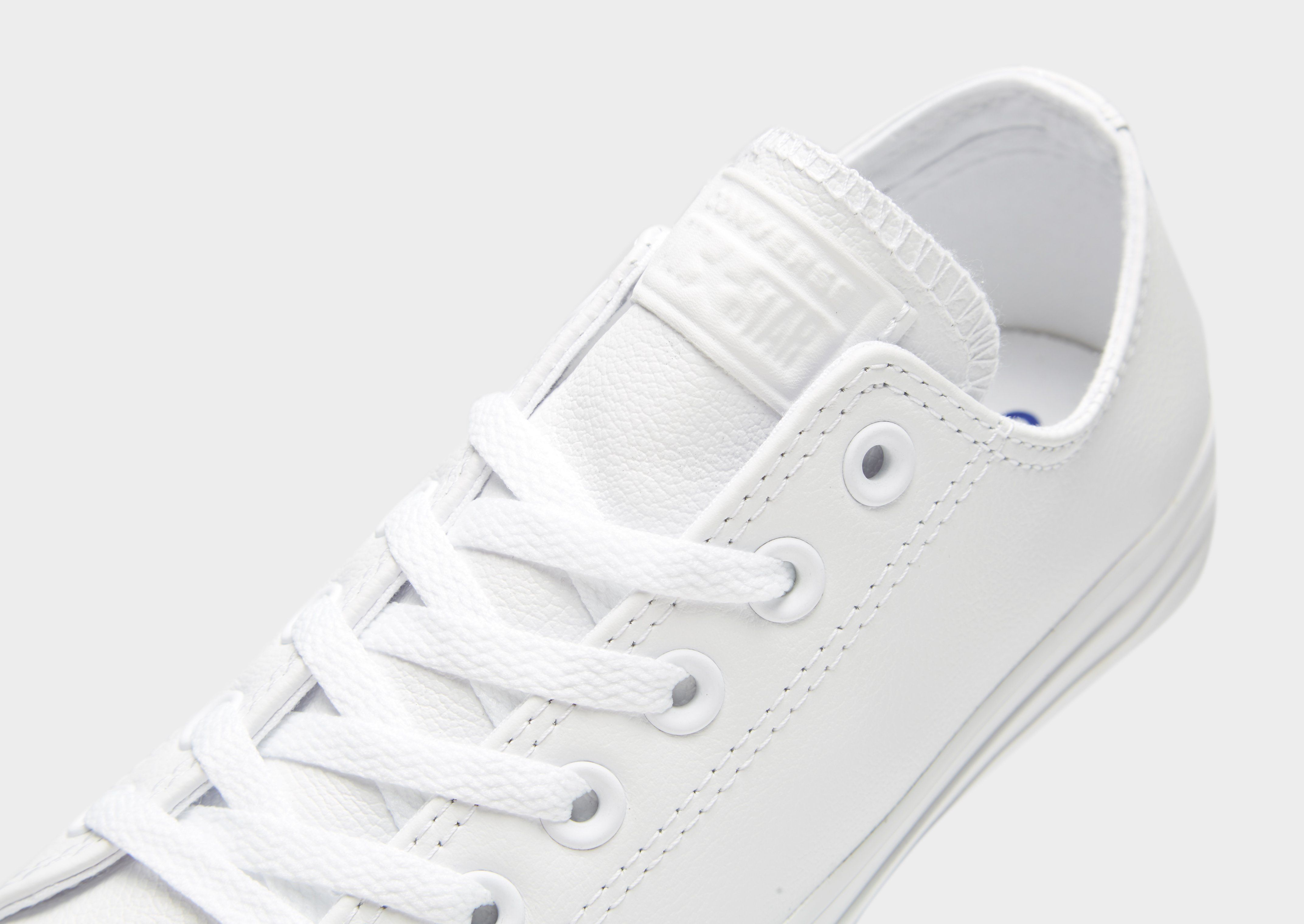 Converse All Star Leather Ox para mujer