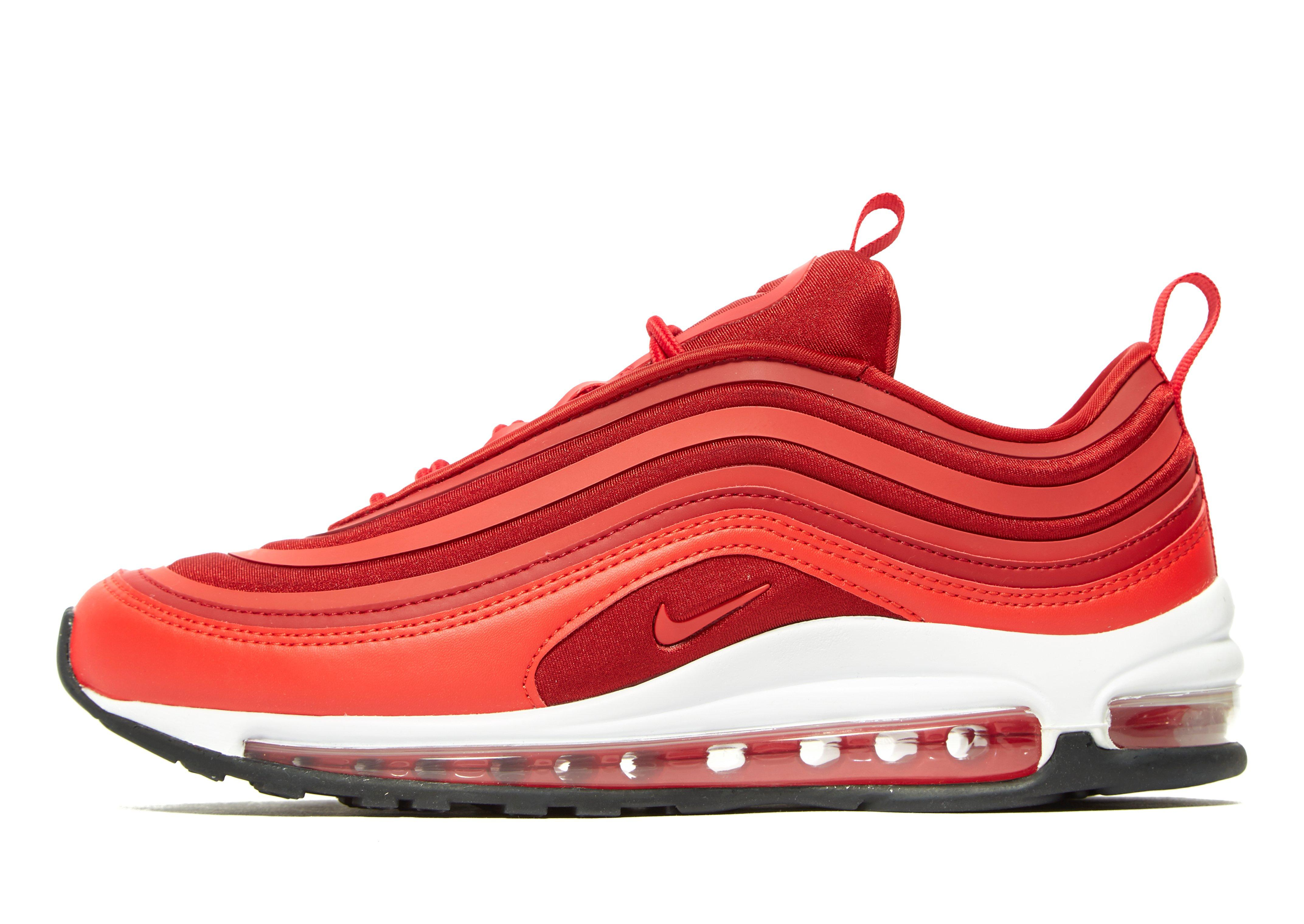 women's red nike air max