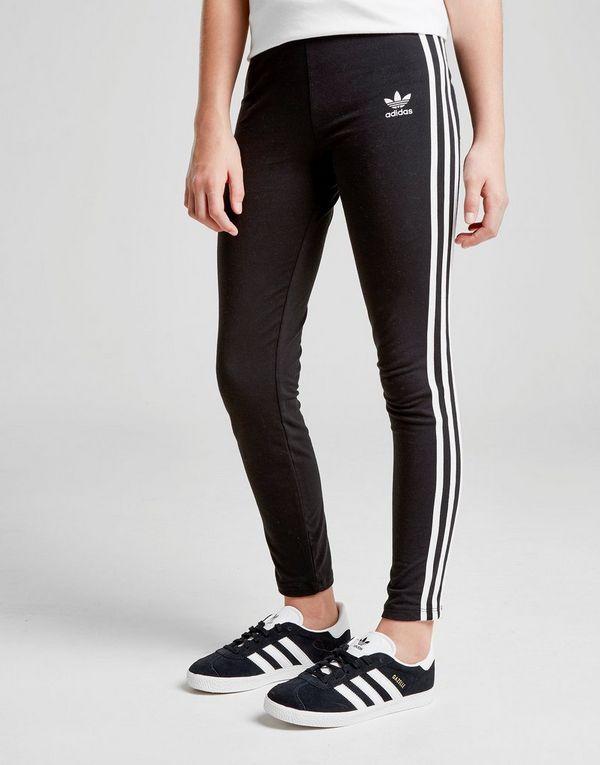 adidas Originals Girls  Trefoil 3-Stripes Leggings Junior  385b282ce6a8b